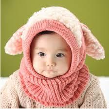 imagenes bellas de bebes lindas bufandas para bebés