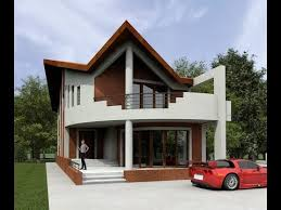 House Design Pictures Rooftop Two Storey House Design And Plans With Pictures House Ca11 Youtube