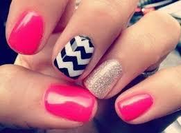 pink perfect nailart designs 2016 2017 fire nail art