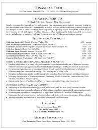 Financial Representative Patient Service Representative Resume Resume For Your Job