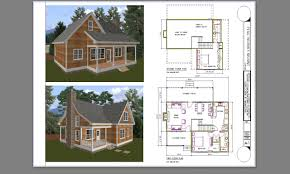 cabin house plans with a loft home act