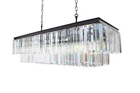 Modern Rectangular Chandelier Currey And Company 9915 Maximus Modern Contemporary Rectangular