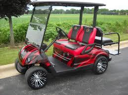 Golf Cart Flags Used Gas Golf Cars At Harris Golf Cars