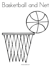 print coloring pages basketball model gallery coloring