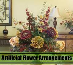 how to make artificial flower arrangements artificial flowers