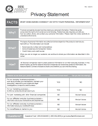 privacy policy bank5 connect