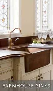 Copper Kitchen  Copper Farmhouse Sinks Copper Sinks Online - Copper sink kitchen