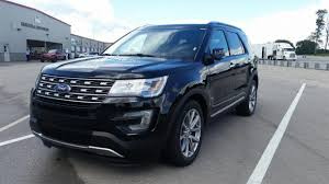 review ford explorer sport 2017 ford explorer limited rental review building