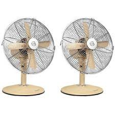 12 inch 3 speed oscillating fan retro 12 inch desk fan 3 speed oscillating metal blades office home