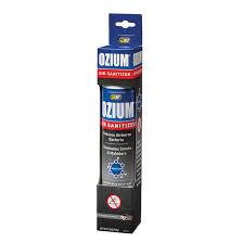 air freshener new car smell ozium 3 5 oz air freshener spray new car scent by ozium at