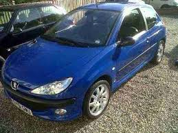 blue peugeot for sale peugeot 206 gti 51 plate 2001 rare blue car for sale