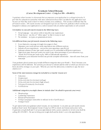 resume for graduate school resume objective for graduate school shalomhouse us
