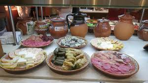 cuisine bulgare restaurant bulgare picture of clubhotel riu helios paradise