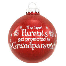 the best parents get promoted ornament callisters