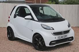 used smart fortwo review auto express