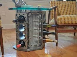 18 brilliant pieces of furniture made from recycled car parts