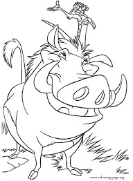 lion king coloring pages lezardufeu com