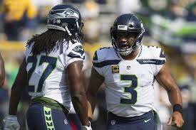 seahawks vs packers seattle scores after green bay u0027s timeout