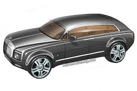 roll royce diamond deep dive rolls royce suv to become reality