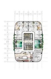 architectural layouts 47th floor penthouse design 8 proposed corporate office