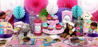 doc mcstuffin party supplies doc mcstuffins party ideas birthday party stuff