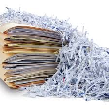 where to shred papers for free free paper shredding at staples