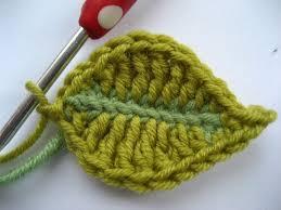 Amigurumi Leaf Pattern | 22 crochet leaf patterns to celebrate the start of fall crochet