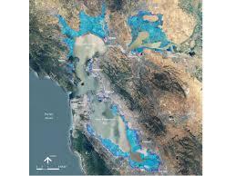 San Francisco Elevation Map Inundation Mapping U2013 2030 Palette