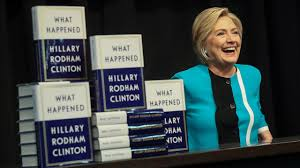 sales records shattered by hillary clinton u0027s new book