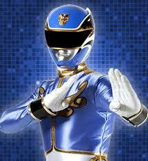 blue power ranger character comic vine