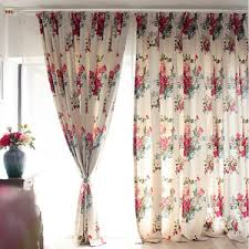 Shabby Chic Curtains For Sale by Cotton Shabby Chic Curtains On Sale Free Shipping