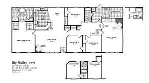 Oak Creek Homes Floor Plans Big Valley 3377 By Oak Creek Homes Tyler