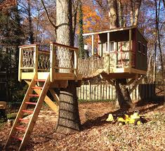 Treehouse Living Dan This First Picture Is Of The Finished Treehouse A