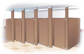 Stainless Steel Bathroom Partitions by Toilet Partitions Overhead Braced Floor Mounted Ceiling Hung
