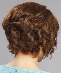 stacked in back brown curly hair pics collections of short curly hairstyles back view cute hairstyles
