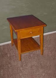 Shaker End Table End Tables Custom Furniture George U0027s Furniture Lancaster County