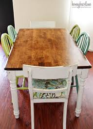 refinishing a dining room table decoration idea luxury fantastical
