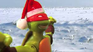 tmnt 2013 stop motion christmas special youtube