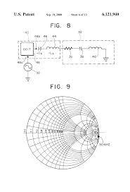 patent us6121940 apparatus and method for broadband matching of