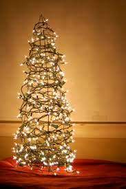 alternatives to outdoor christmas lights holiday design tip alternative christmas trees new england