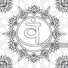 coloring pages amazing chakra coloring pages 2
