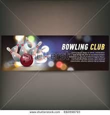 bowling ball black friday black friday sale horizontal banners set stock vector 483706180
