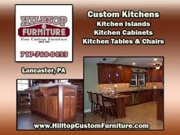 Amish Kitchen Cabinets Pa Custom Kitchens In Lancaster Pa Amish Handcrafted Furniture