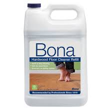 Quick Shine Floor Finish Remover by Bona 128 Oz Hardwood Cleaner Wm700018159 The Home Depot