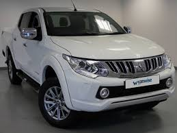 mitsubishi warrior 2010 used mitsubishi l200 white for sale motors co uk