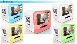 photo booth printer 2015 hot sale 3d digital photo printer photo booth kiosk mobile