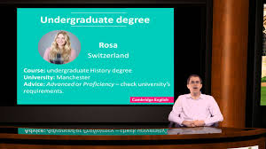 cambridge english exams for uk university applications youtube