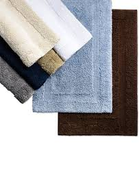 Cotton Bathroom Rugs Ralph Wescott Bath Rug Collection Cotton Bath