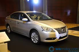 nissan sylphy 2016 launch 3rd generation 2014 nissan sylphy starting rm111 900 otr