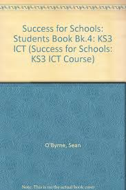 letts gcse success success for schools y9 ks4 ict student book
